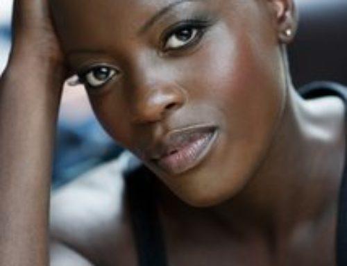 Florence Kasumba – online presence