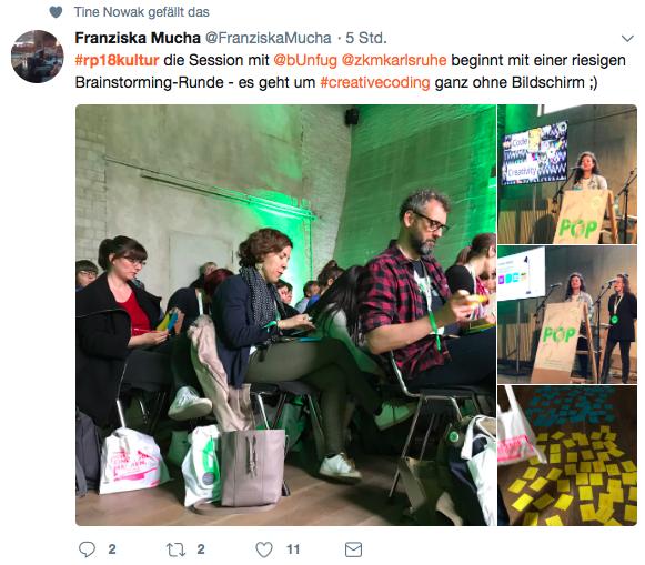 #rp18kultur – eine kleine hashtag-Erfolgsgeschichte