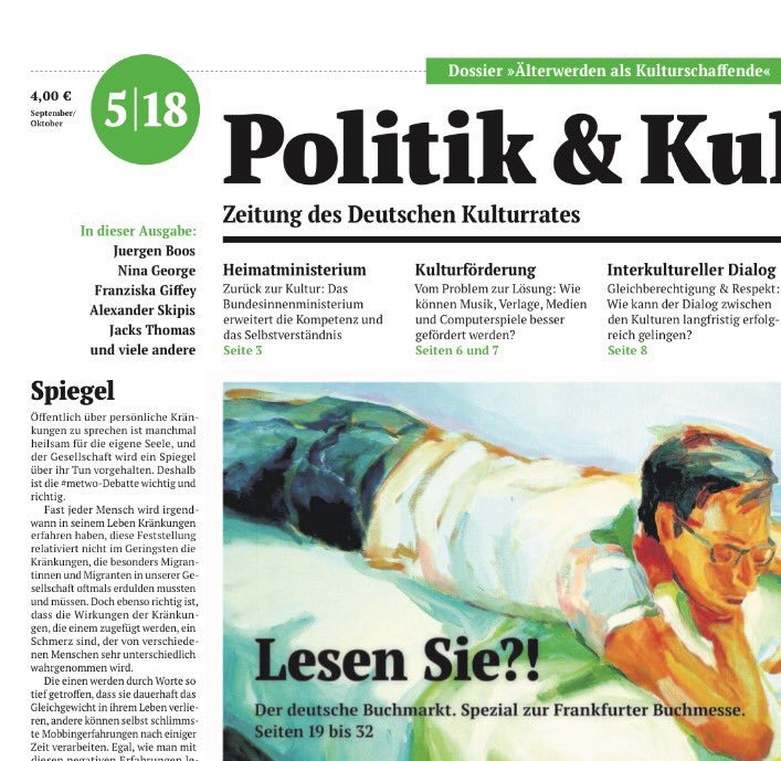 """Gleichberechtigt und respektvoll"" – Kultur & Integration"